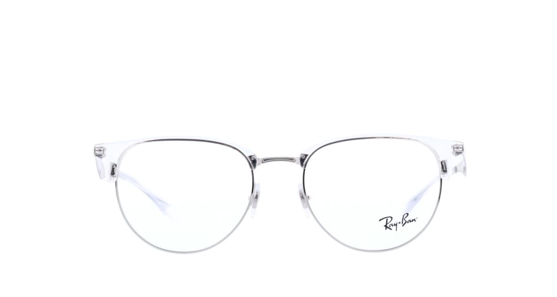 レイバン RX6396-2936-53 [丸メガネ/透明]