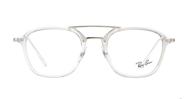 レイバン RX7098-2001-50 [ウェリントン/透明]