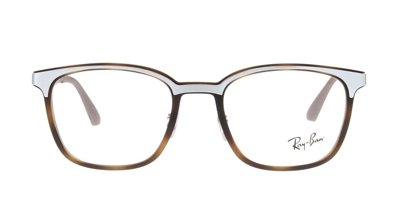 レイバン RX7117-8016-50 [ウェリントン/シルバー]