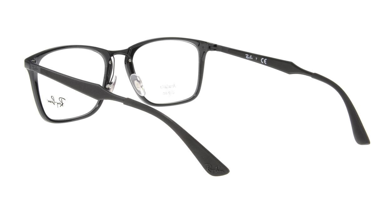 レイバン RX7131-2000-55 [黒縁/丸メガネ]  3