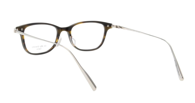Oh My Glasses TOKYO Julian omg-066-40-20 [鯖江産/ウェリントン/青]  2