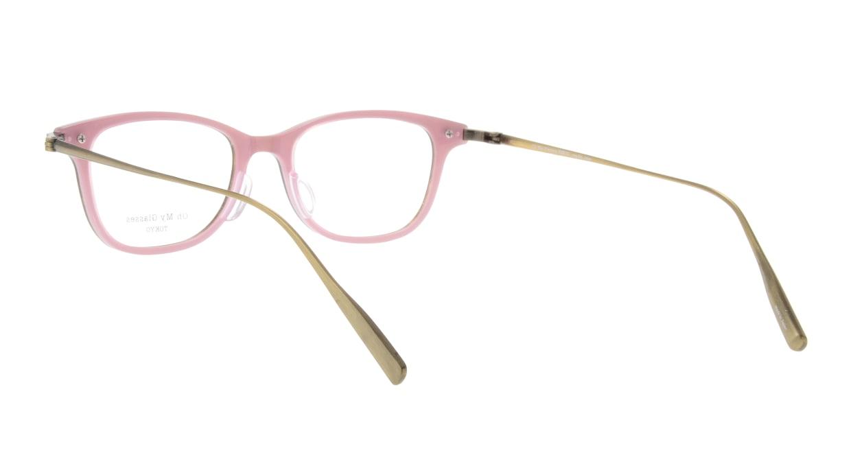 Oh My Glasses TOKYO Julian omg-066-55-12 [鯖江産/ウェリントン/茶色]  2