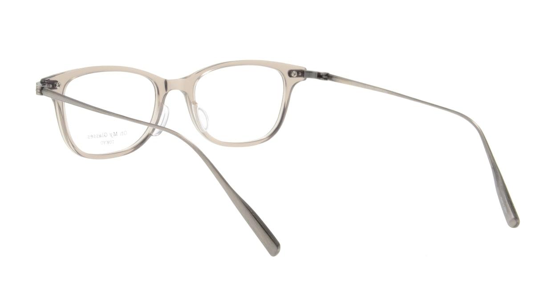 Oh My Glasses TOKYO Julian omg-066-35-21 [鯖江産/ウェリントン/グレー]  2