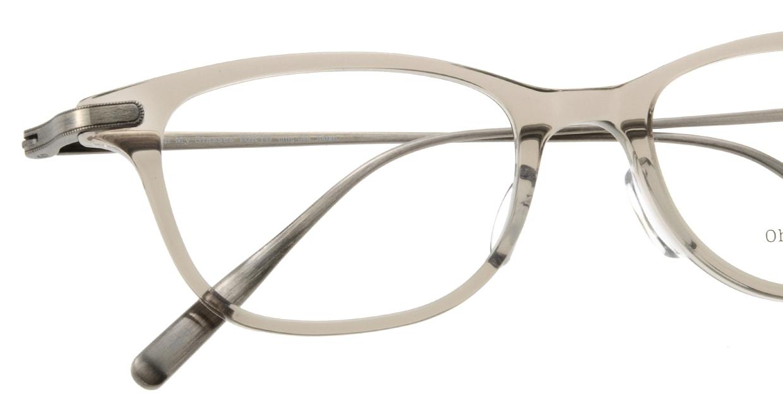 Oh My Glasses TOKYO Julian omg-066-35-21 [鯖江産/ウェリントン/グレー]  4
