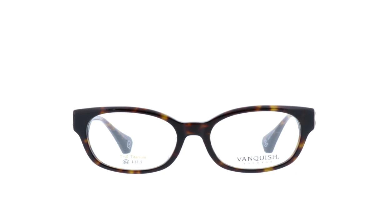 ヴァンキッシュ VQ-5048-C-3 BR [オーバル/べっ甲柄]