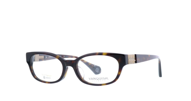 ヴァンキッシュ VQ-5048-C-3 BR [オーバル/べっ甲柄]  1
