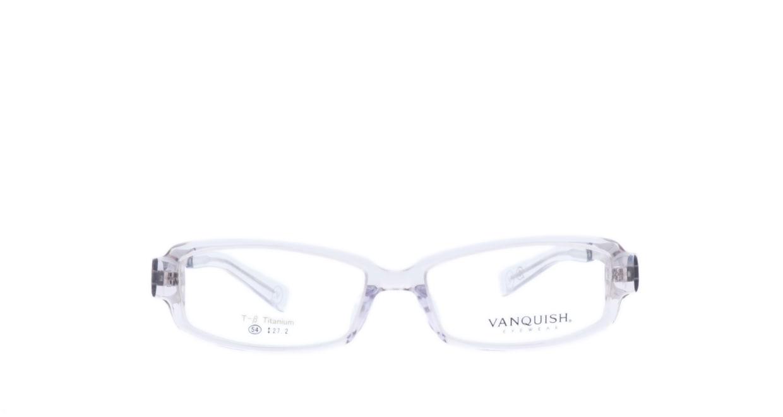 ヴァンキッシュ VQ-5051-C-2 CL [スクエア/透明]