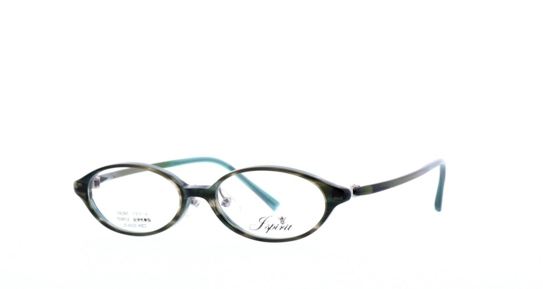 ジェイスピリット JS-6020-7-49 [鯖江産/オーバル/緑]  1