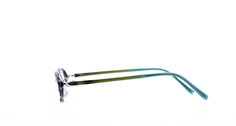 ジェイスピリット JS-6020-7-49 [鯖江産/オーバル/緑]  2