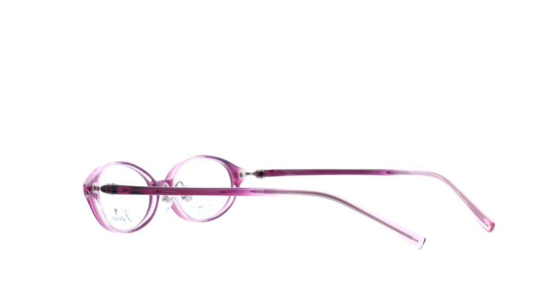 ジェイスピリット JS-6020-13-49 [鯖江産/オーバル/紫]  3