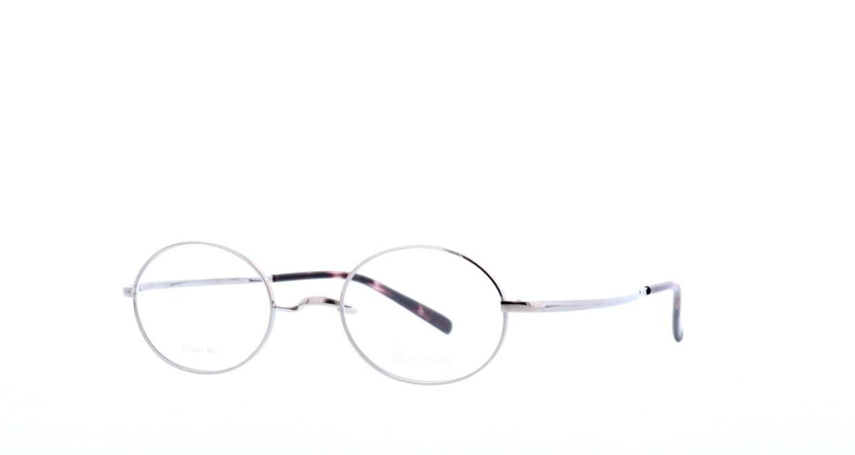 TS-8047-2-46 [メタル/鯖江産/オーバル/シルバー]  1
