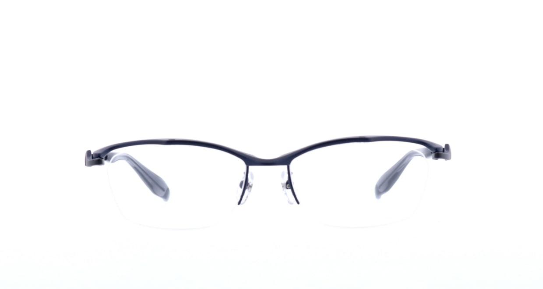 グロック GR1970-8-55 [メタル/鯖江産/ハーフリム/スクエア/青]