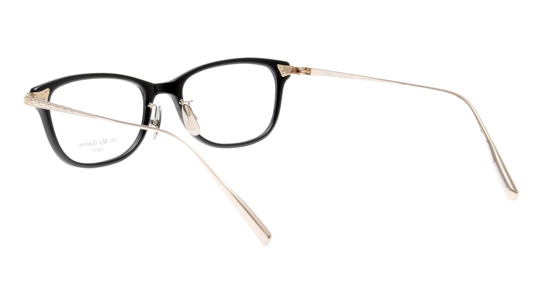 seem Oh My Glasses TOKYO Joan omg-095-1-14 [黒縁/鯖江産/ウェリントン]  3