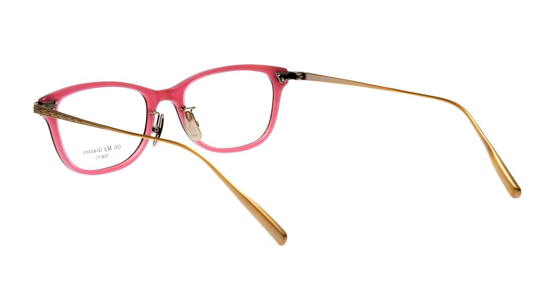 seem Oh My Glasses TOKYO Joan omg-095-55-12 [鯖江産/ウェリントン/茶色]  3