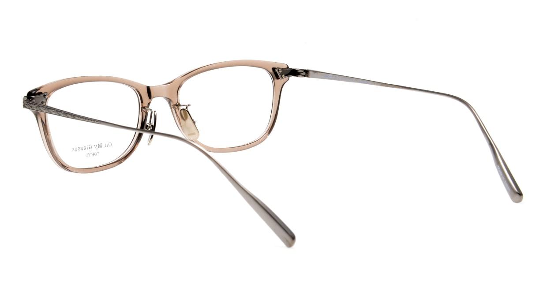 seem Oh My Glasses TOKYO Joan omg-095-35-21 [鯖江産/ウェリントン/透明]  3