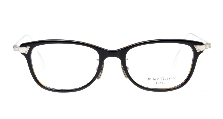 seem Oh My Glasses TOKYO Joan omg-095-40-20 [鯖江産/ウェリントン/青]