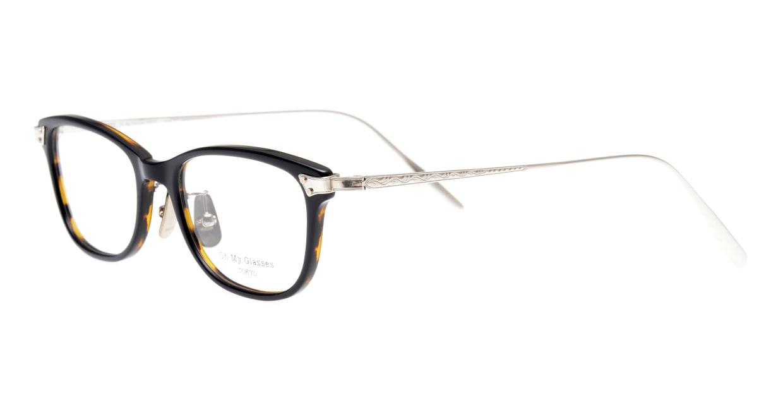 seem Oh My Glasses TOKYO Joan omg-095-40-20 [鯖江産/ウェリントン/青]  1