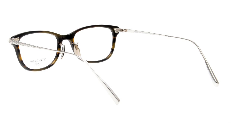 seem Oh My Glasses TOKYO Joan omg-095-40-20 [鯖江産/ウェリントン/青]  3