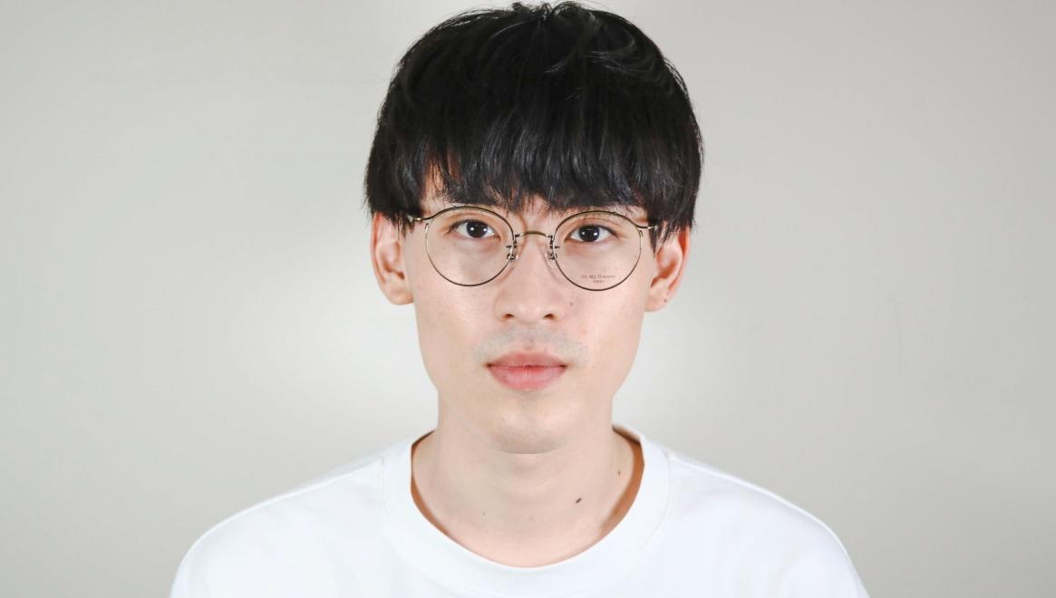 Oh My Glasses TOKYO Spencer II omg-096-1-50 [メタル/鯖江産/丸メガネ/ゴールド]  5