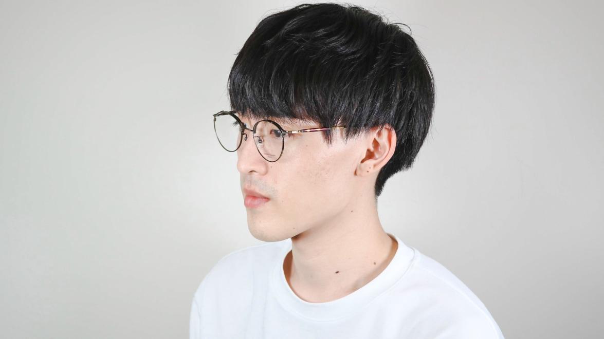 Oh My Glasses TOKYO Spencer II omg-096-1-50 [メタル/鯖江産/丸メガネ/ゴールド]  6