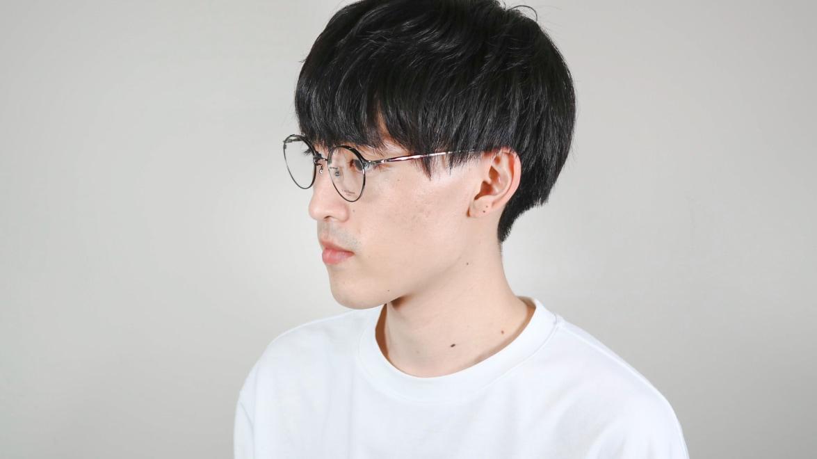 Oh My Glasses TOKYO Spencer II omg-096-2-50 [メタル/鯖江産/丸メガネ/シルバー]  6