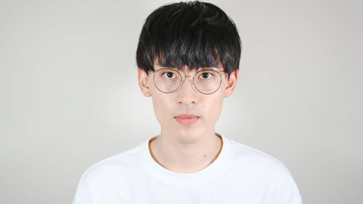 Oh My Glasses TOKYO Spencer II omg-096-5-50 [メタル/鯖江産/丸メガネ]  5