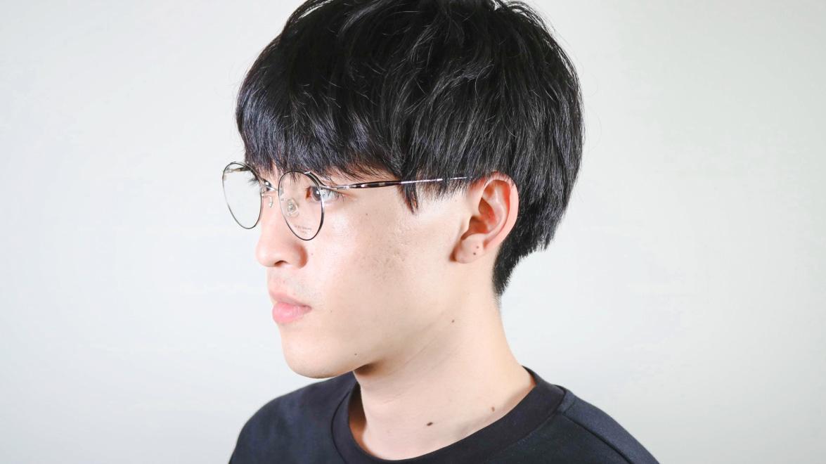 Oh My Glasses TOKYO Spencer II Black/Silver [メタル/鯖江産/丸メガネ]  6