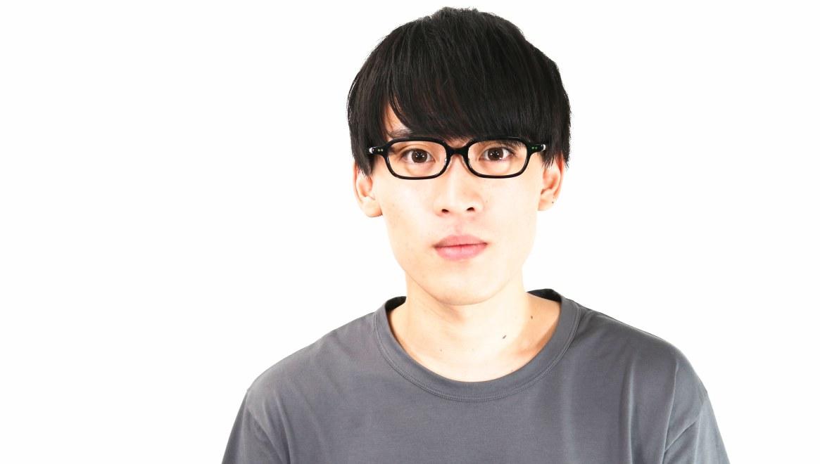 Oh My Glasses TOKYO Harris omg-097-71 [黒縁/鯖江産/スクエア]  4