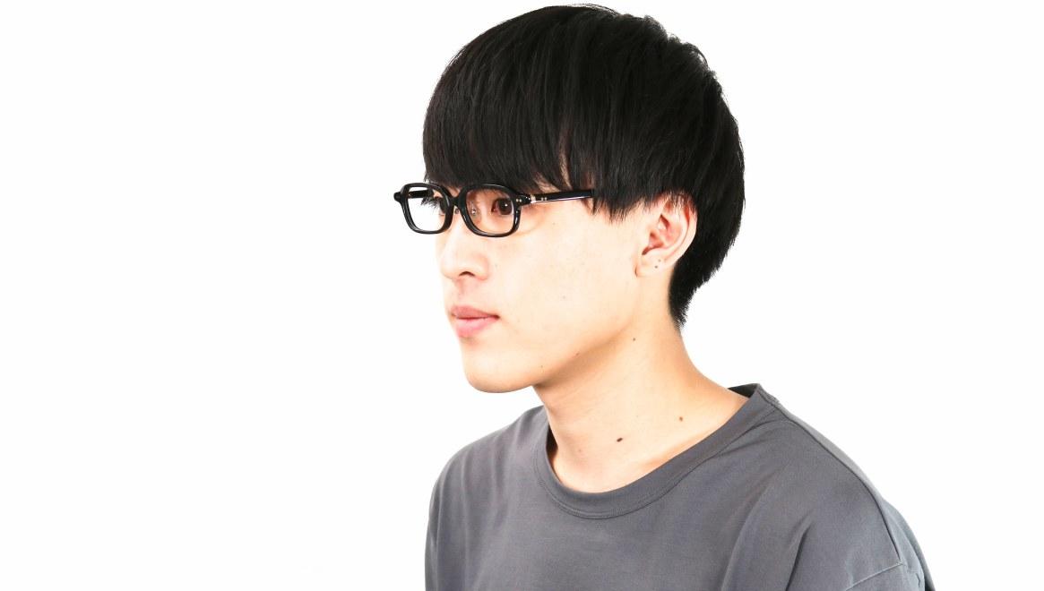 Oh My Glasses TOKYO Harris omg-097-71 [黒縁/鯖江産/スクエア]  5
