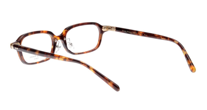 Oh My Glasses TOKYO Harris omg-097-73 [鯖江産/スクエア/べっ甲柄]  3