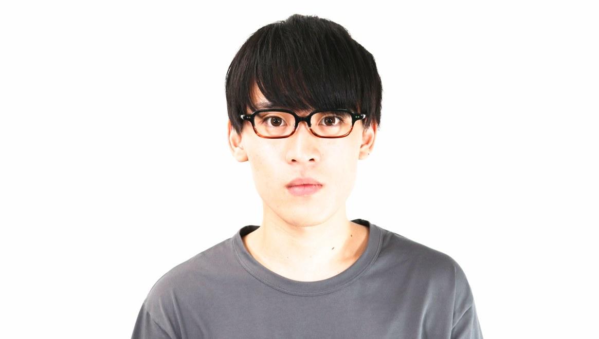 Oh My Glasses TOKYO Harris omg-097-76 [黒縁/鯖江産/スクエア]  5