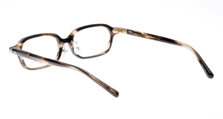 Oh My Glasses TOKYO Harris omg-097-75 [鯖江産/スクエア/茶色]  3