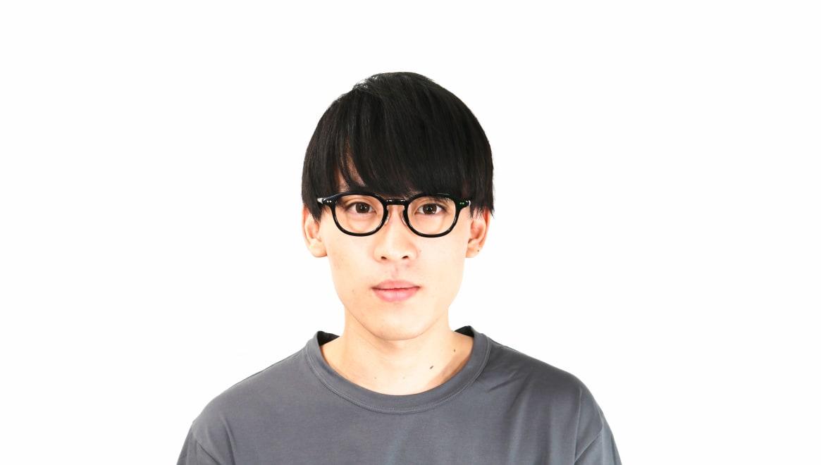 Oh My Glasses TOKYO Alen omg-098-71 [黒縁/鯖江産/丸メガネ]  4