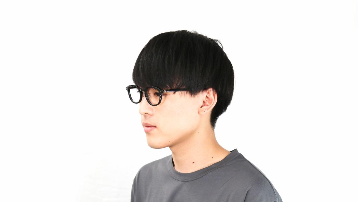 Oh My Glasses TOKYO Alen omg-098-71 [黒縁/鯖江産/丸メガネ]  5