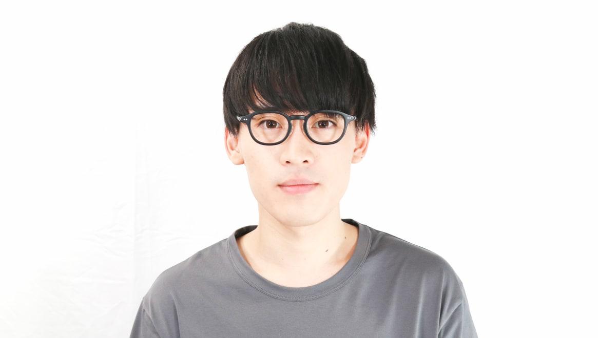 Oh My Glasses TOKYO Alen omg-098-72 [黒縁/鯖江産/丸メガネ]  4