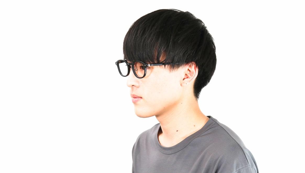 Oh My Glasses TOKYO Alen omg-098-72 [黒縁/鯖江産/丸メガネ]  5