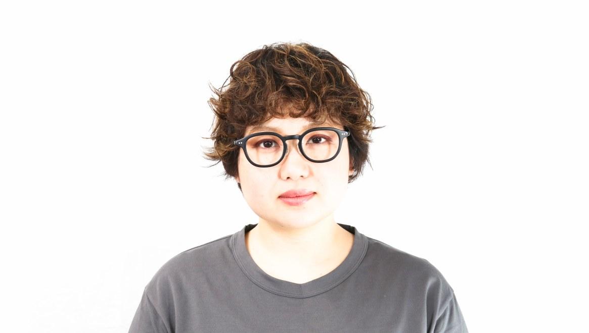 Oh My Glasses TOKYO Alen omg-098-72 [黒縁/鯖江産/丸メガネ]  6