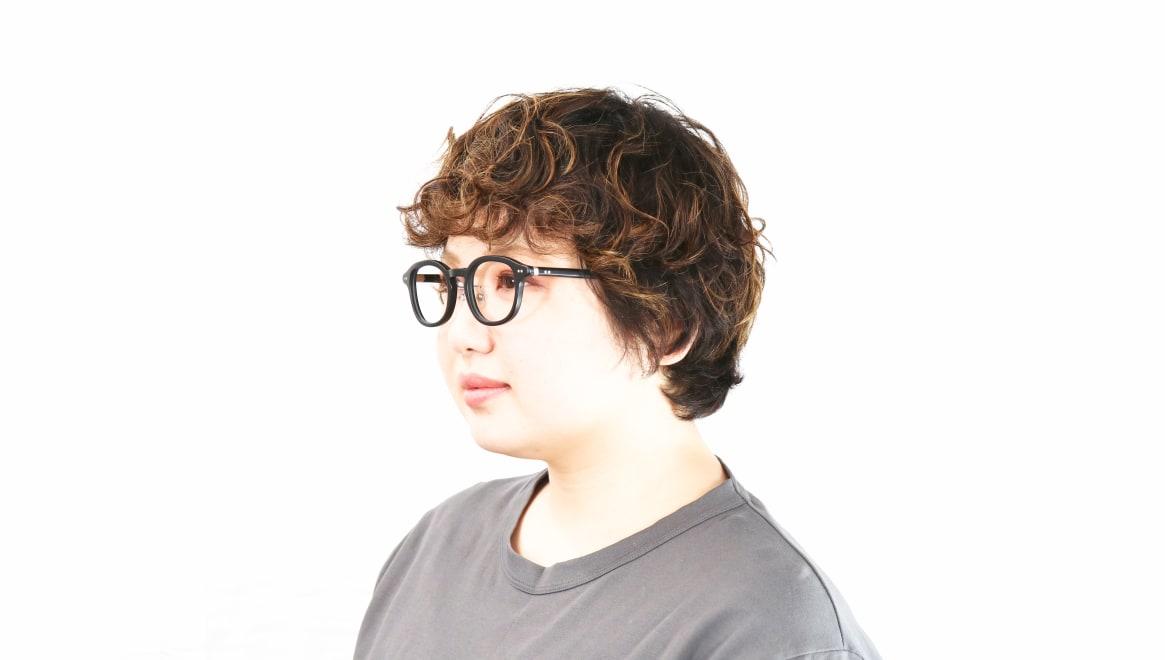 Oh My Glasses TOKYO Alen omg-098-72 [黒縁/鯖江産/丸メガネ]  7