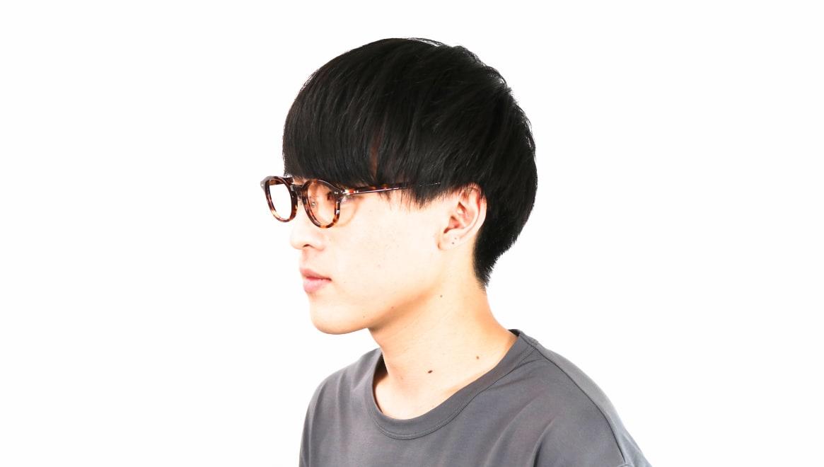 Oh My Glasses TOKYO Alen omg-098-73 [鯖江産/丸メガネ/べっ甲柄]  6
