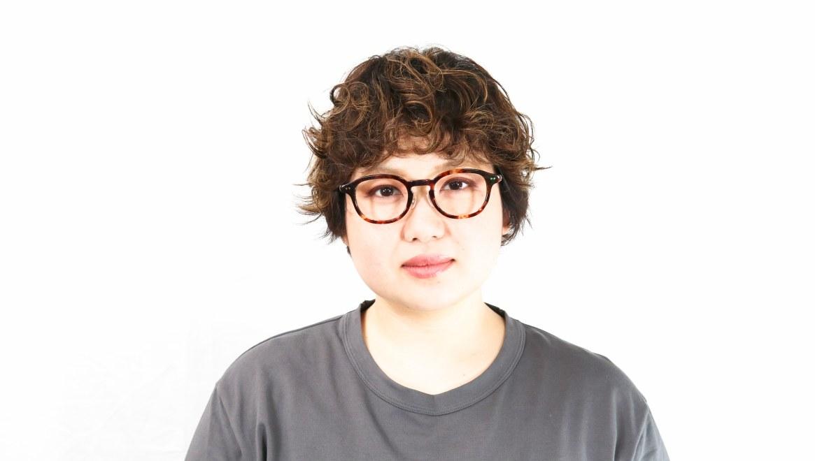 Oh My Glasses TOKYO Alen omg-098-73 [鯖江産/丸メガネ/べっ甲柄]  7