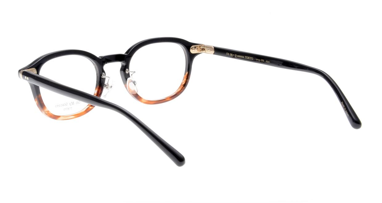 Oh My Glasses TOKYO Alen omg-098-76 [黒縁/鯖江産/丸メガネ]  3