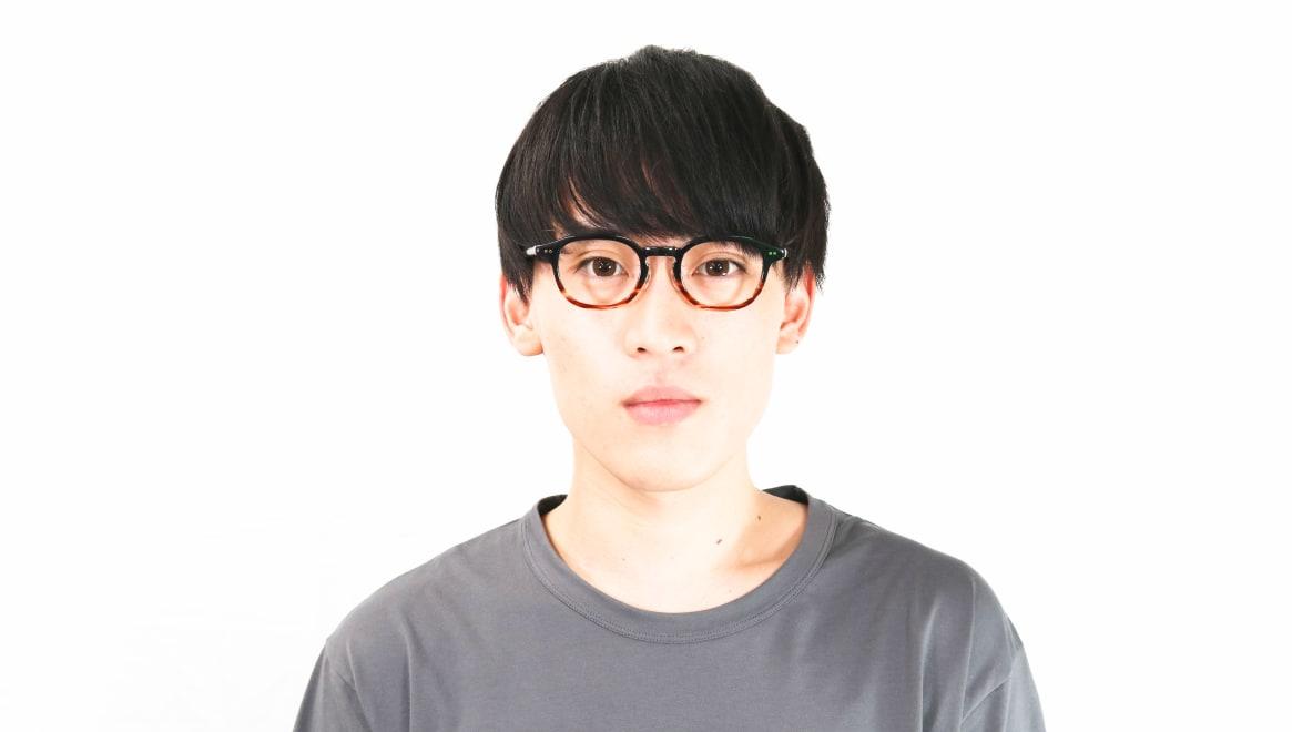Oh My Glasses TOKYO Alen omg-098-76 [黒縁/鯖江産/丸メガネ]  4