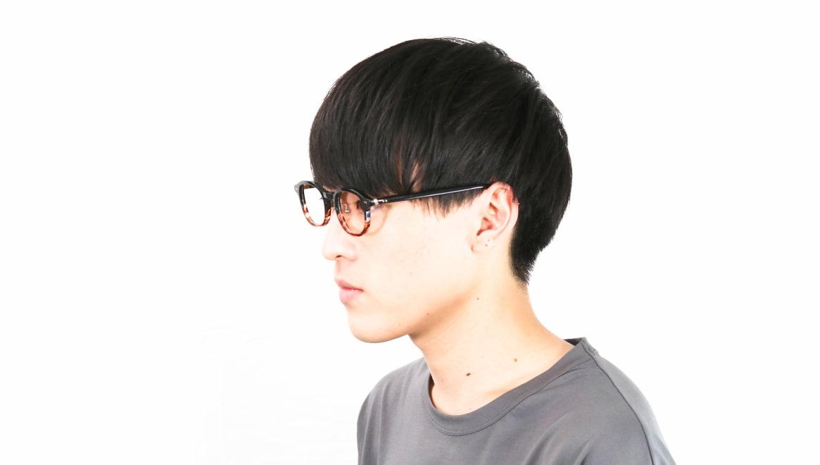 Oh My Glasses TOKYO Alen omg-098-76 [黒縁/鯖江産/丸メガネ]  5