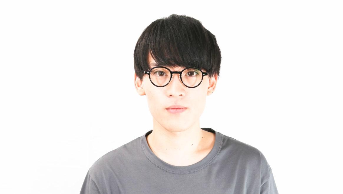 Oh My Glasses TOKYO Ben omg-099-71 [黒縁/鯖江産/丸メガネ]  5