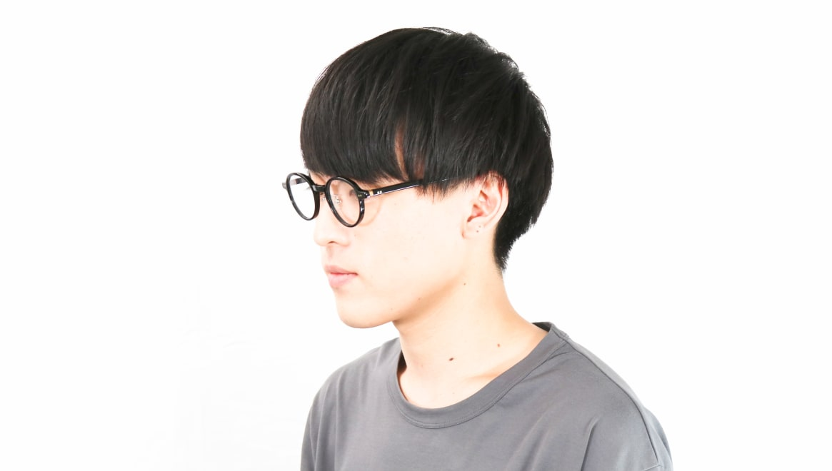 Oh My Glasses TOKYO Ben omg-099-71 [黒縁/鯖江産/丸メガネ]  6