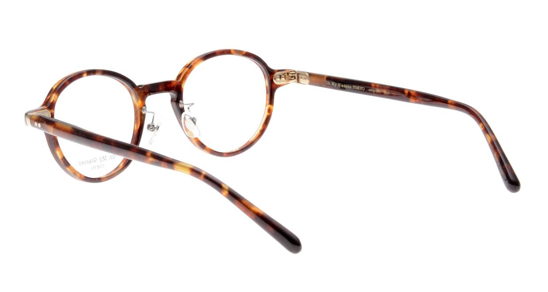 Oh My Glasses TOKYO Ben omg-099-73 [鯖江産/丸メガネ/べっ甲柄]  3