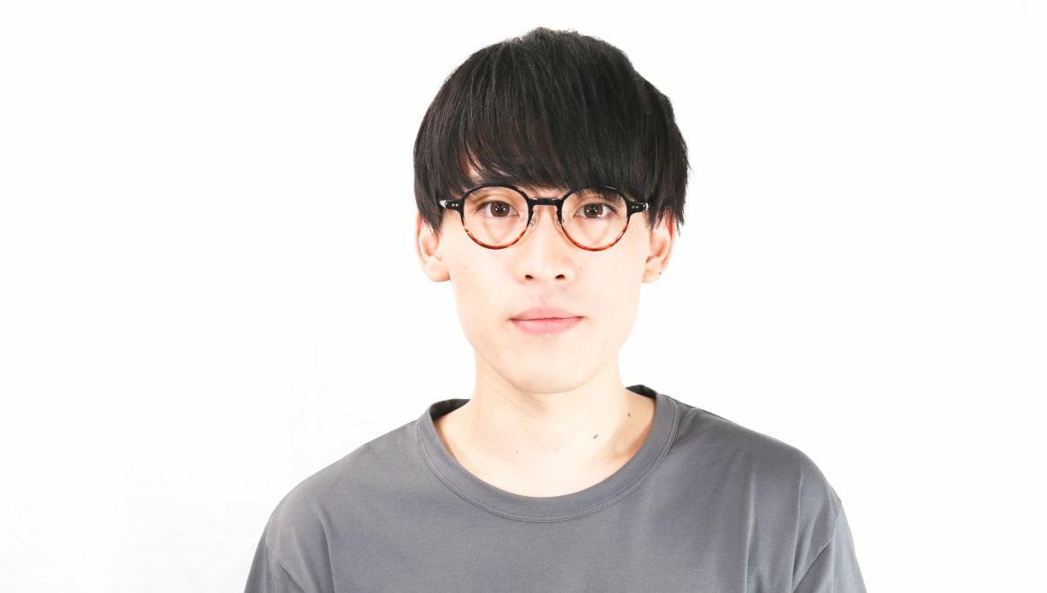 Oh My Glasses TOKYO Ben omg-099-76 [黒縁/鯖江産/丸メガネ]  4