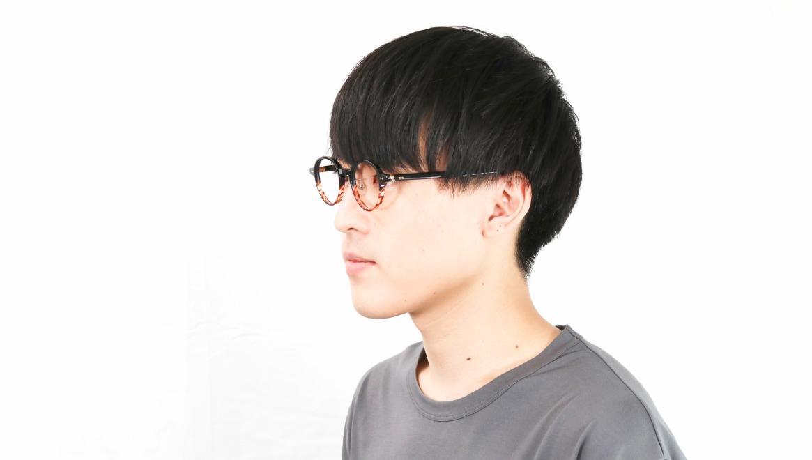 Oh My Glasses TOKYO Ben omg-099-76 [黒縁/鯖江産/丸メガネ]  5
