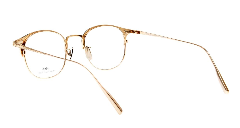 seem Oh My Glasses TOKYO Elena omg-100-1-14 [メタル/鯖江産/ウェリントン]  3