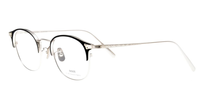 seem Oh My Glasses TOKYO Elena omg-100-1-20 [メタル/鯖江産/ウェリントン]  1